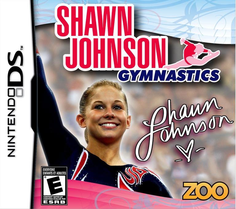Shawn Johnson Gymnastics DS coverHQ (BRVE)