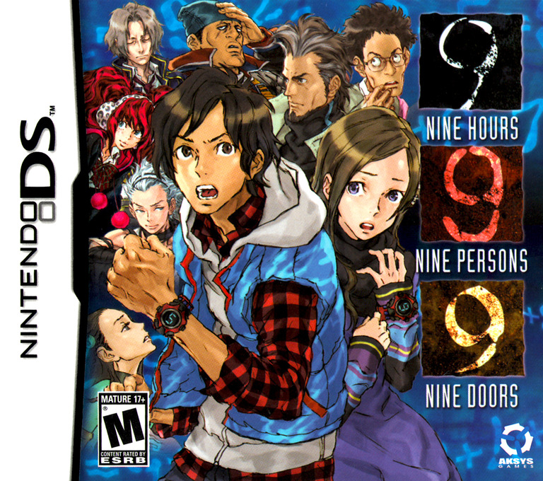 Nine Hours, Nine Persons, Nine Doors DS coverHQ (BSKE)