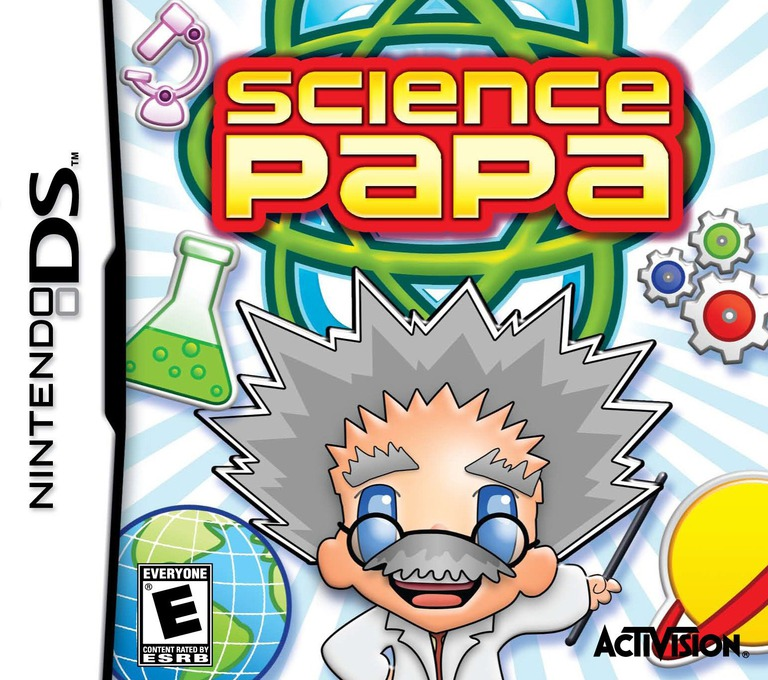 Science Papa DS coverHQ (BSNE)