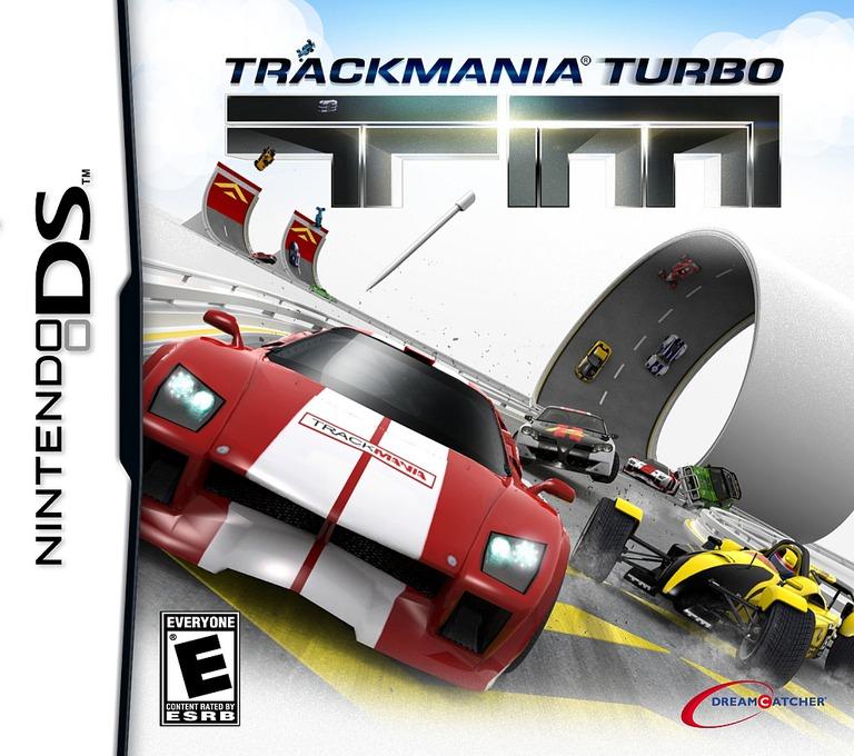 TrackMania Turbo DS coverHQ (BT2E)