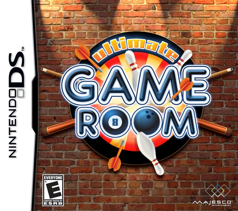 Ultimate Game Room DS coverHQ (BUGE)