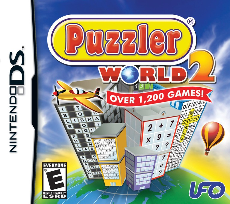 Puzzler World 2 DS coverHQ (BVEE)