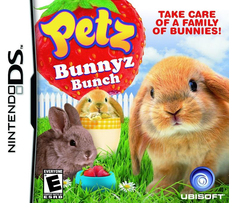 Petz - Bunnyz Bunch DS coverHQ (BVGE)