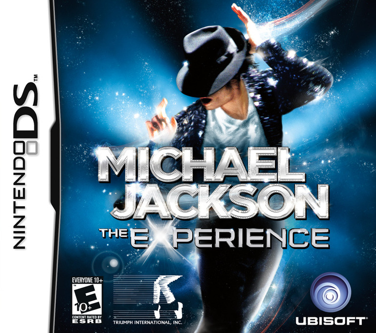 Michael Jackson - The Experience DS coverHQ (BVNE)