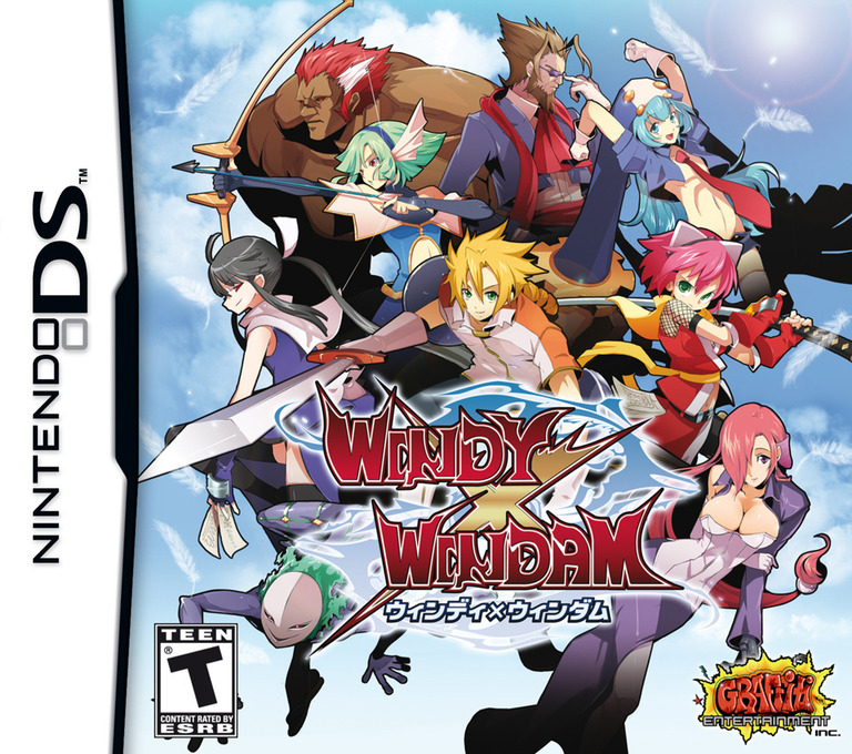 Windy x Windam DS coverHQ (BW2E)