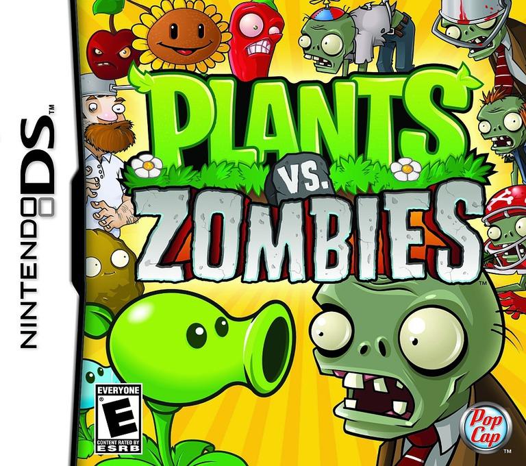 Plants vs. Zombies DS coverHQ (BWBE)