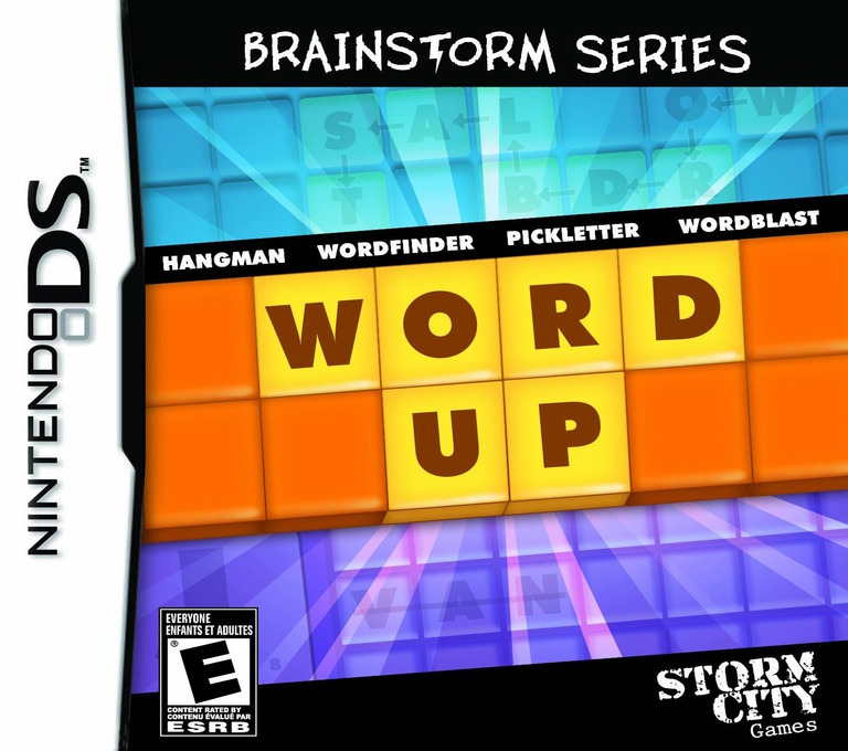 Brainstorm Series - Word Up DS coverHQ (BZ7E)