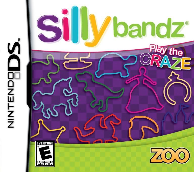 Sillybandz DS DS coverHQ (BZEE)