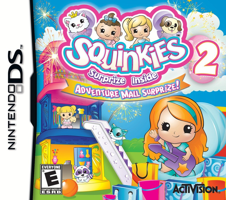 Squinkies 2 - Adventure Mall Surprize! DS coverHQ (BZJE)