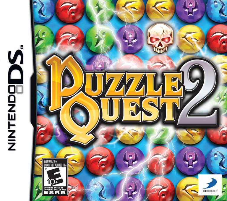 Puzzle Quest 2 DS coverHQ (BZXE)