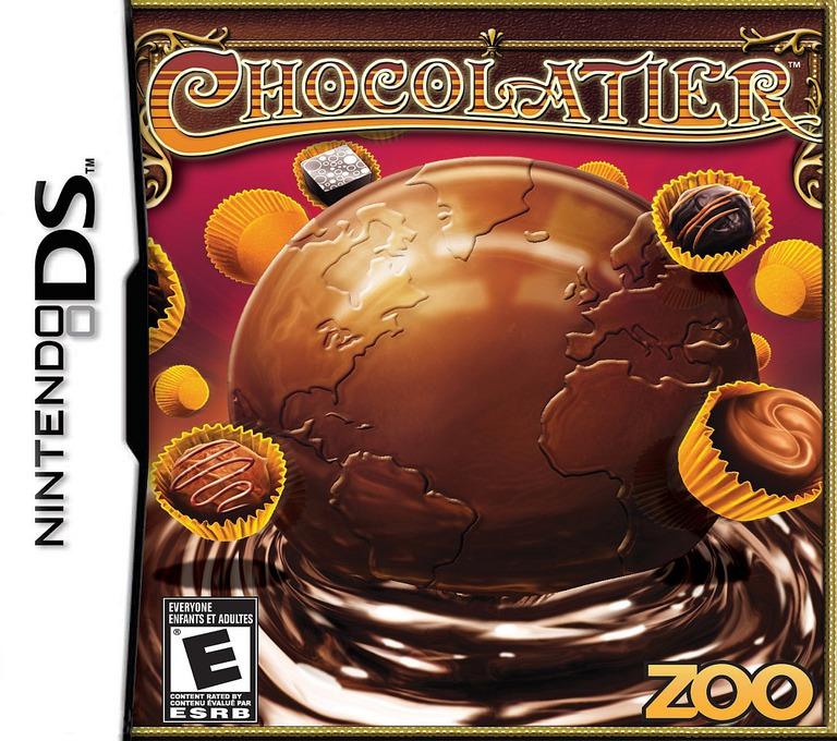 Chocolatier DS coverHQ (C2KE)