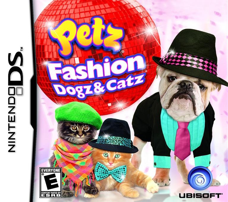 Petz Fashion - Dogz & Catz DS coverHQ (C54E)