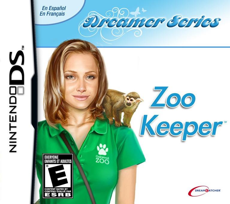 Dreamer Series - Zoo Keeper DS coverHQ (C56E)