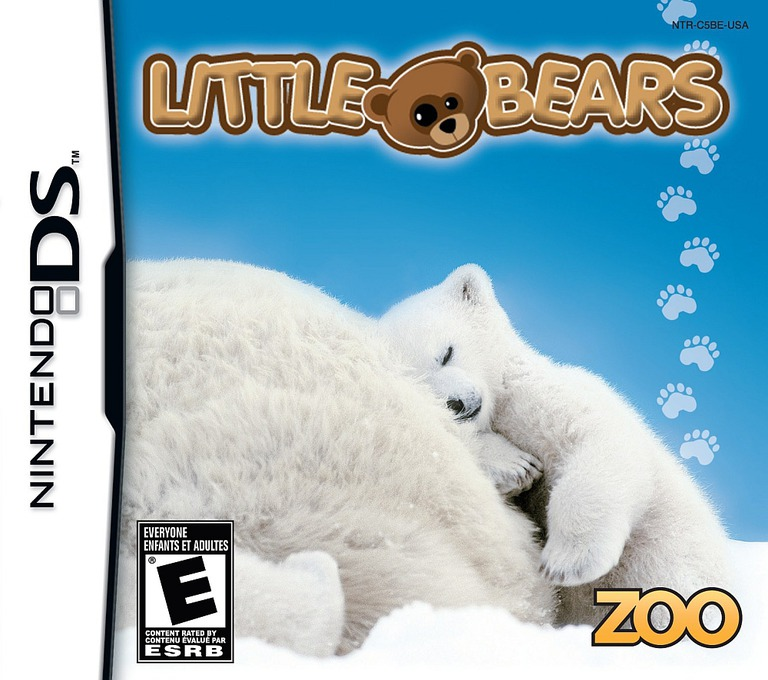 Little Bears DS coverHQ (C5BE)