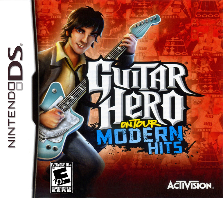 Guitar Hero - On Tour - Modern Hits DS coverHQ (C6QE)