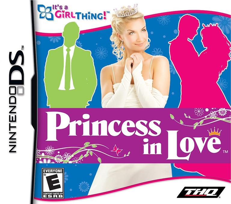 Princess in Love DS coverHQ (C6VE)