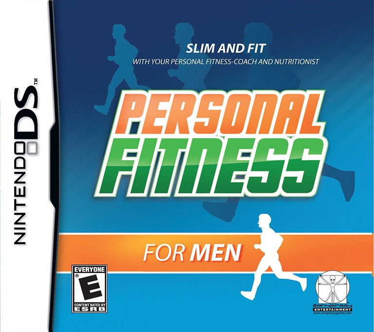 Personal Fitness for Men DS coverHQ (C7ME)