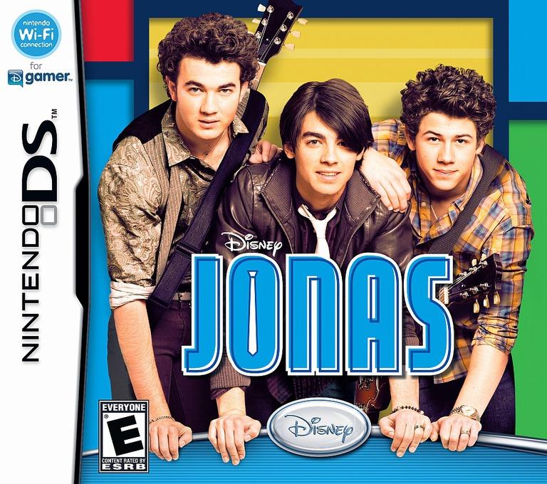 Jonas DS coverHQ (C7OE)