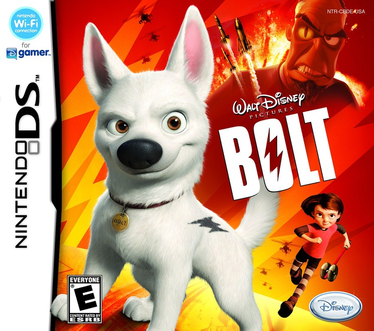 Bolt DS coverHQ (CBKE)