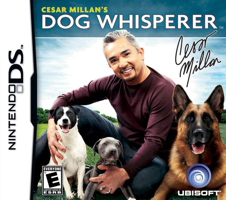 Cesar Millan's Dog Whisperer DS coverHQ (CDCE)