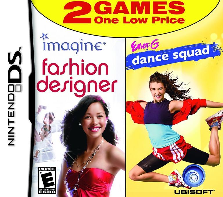 Ener-G - Dance Squad DS coverHQ (CDSE)