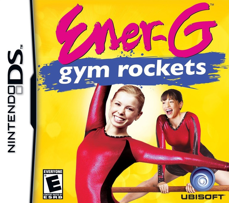 Ener-G - Gym Rockets DS coverHQ (CERE)