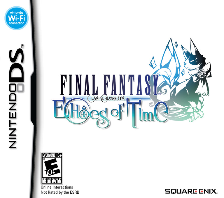 Final Fantasy Crystal Chronicles - Echoes of Time DS coverHQ (CFIE)