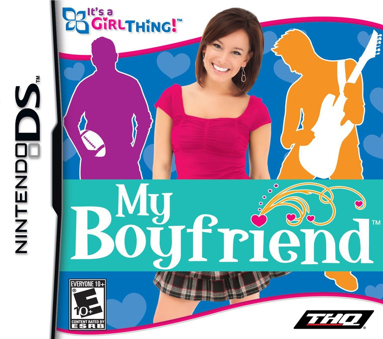 My Boyfriend DS coverHQ (CFVE)