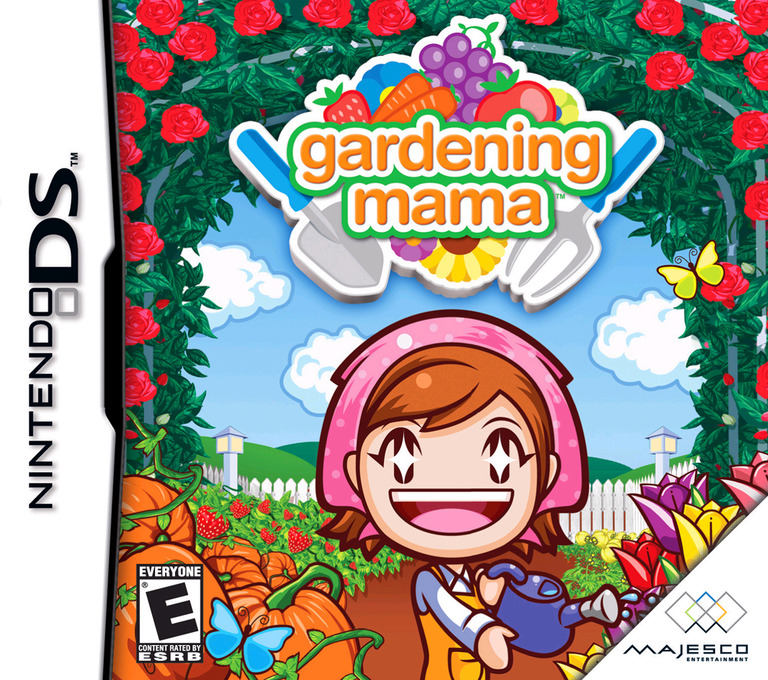 Gardening Mama DS coverHQ (CG3E)