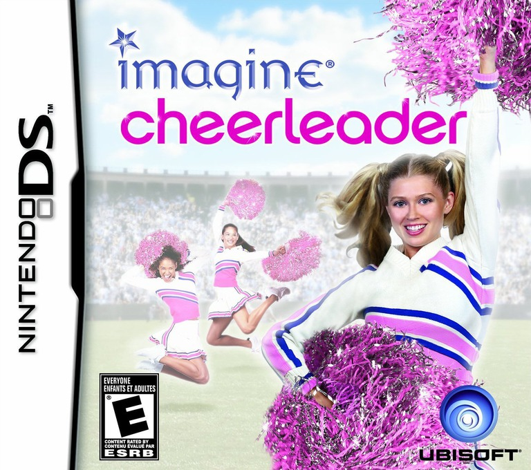 Imagine - Cheerleader DS coverHQ (CGEE)