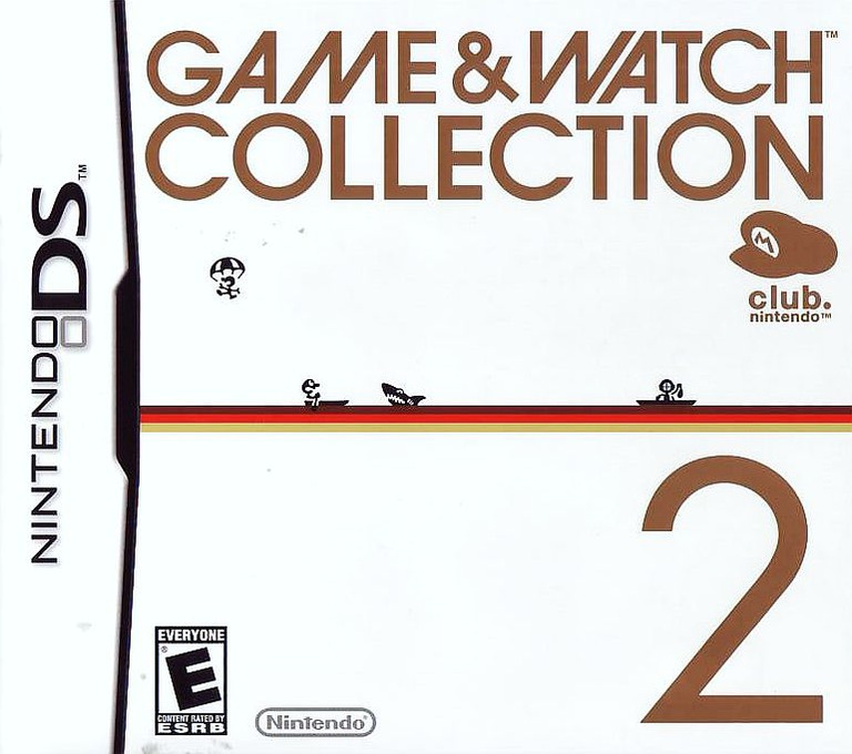Game & Watch Collection 2 DS coverHQ (CGWE)
