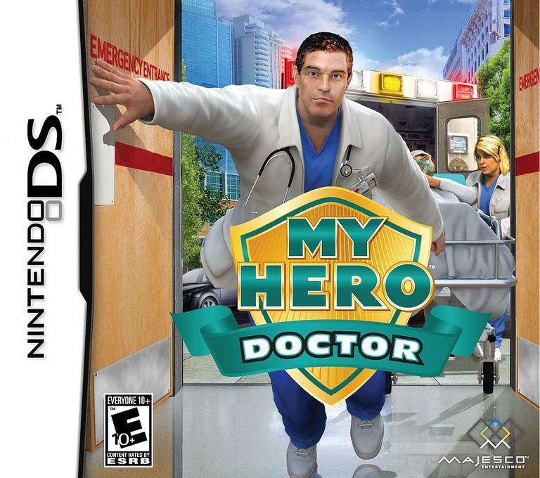 My Hero - Doctor DS coverHQ (CHCE)