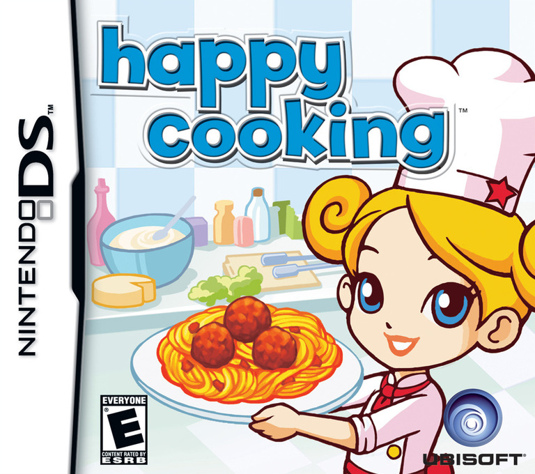 Happy Cooking DS coverHQ (CHVE)
