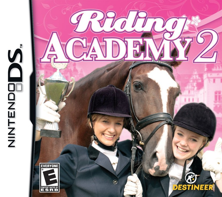 Riding Academy 2 DS coverHQ (CJXE)