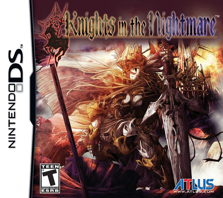 Knights in the Nightmare DS coverHQ (CKNE)