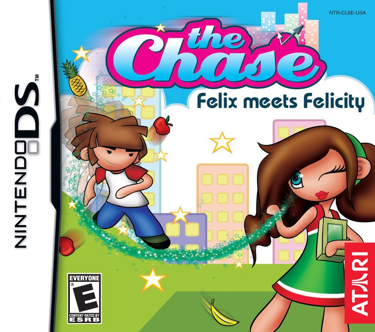 The Chase - Felix Meets Felicity DS coverHQ (CL6E)
