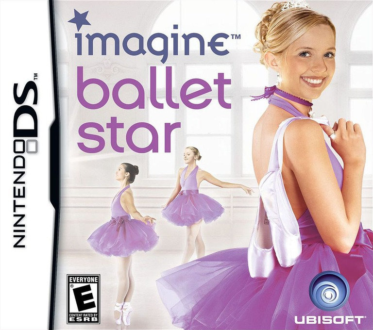 Imagine - Ballet Star DS coverHQ (CLBE)