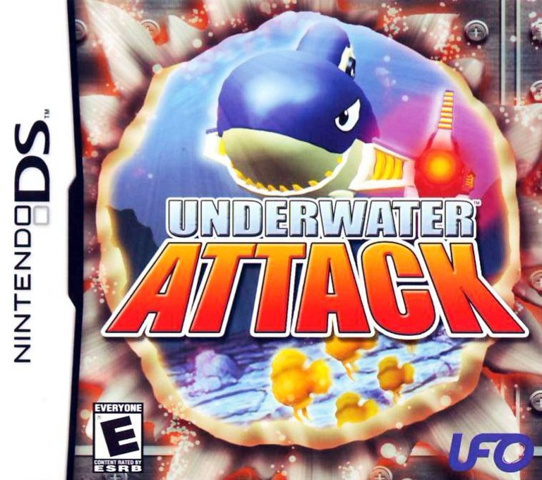 Underwater Attack DS coverHQ (COCE)