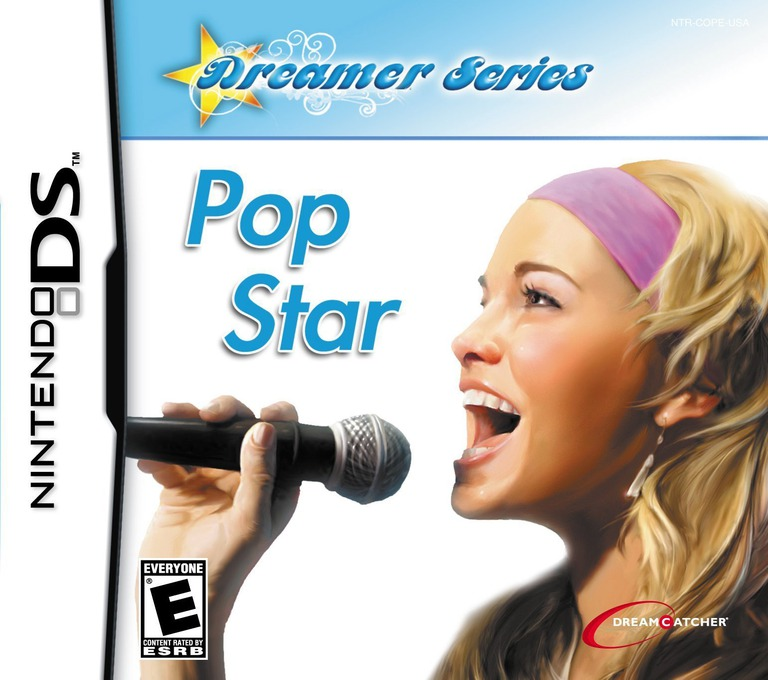 Dreamer Series - Pop Star DS coverHQ (COPE)