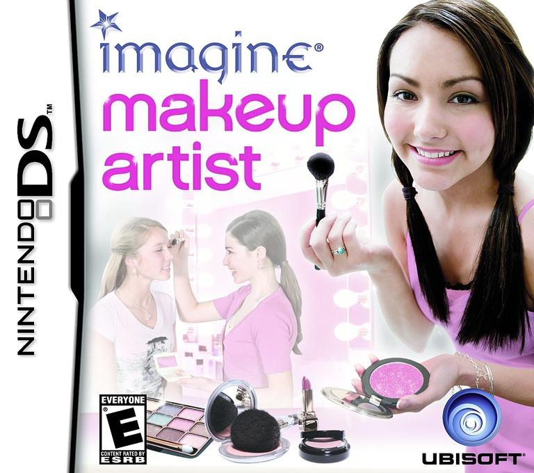 Imagine - Makeup Artist DS coverHQ (CP2E)