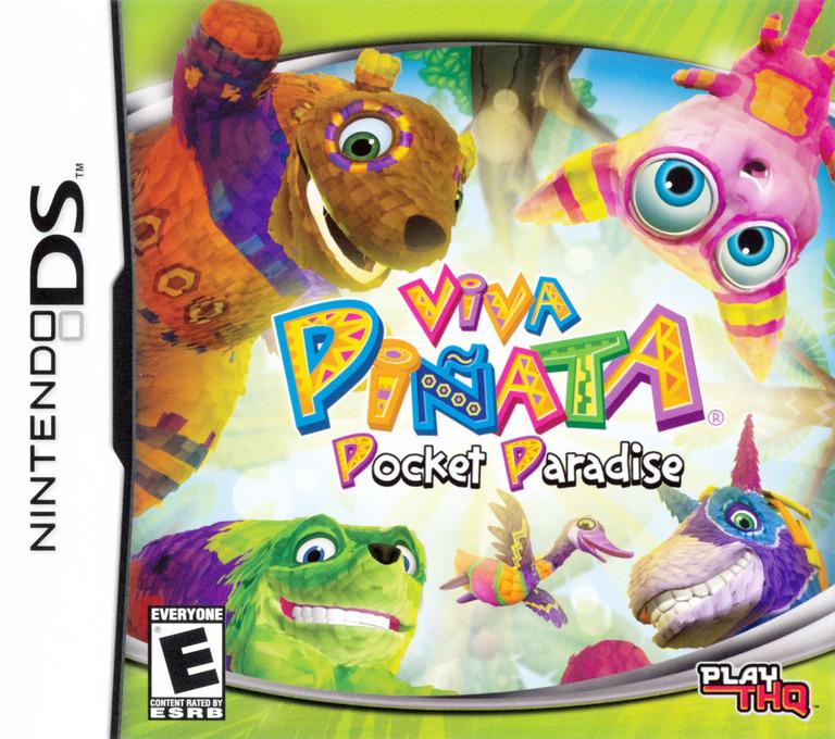 Viva Pinata - Pocket Paradise DS coverHQ (CP3E)