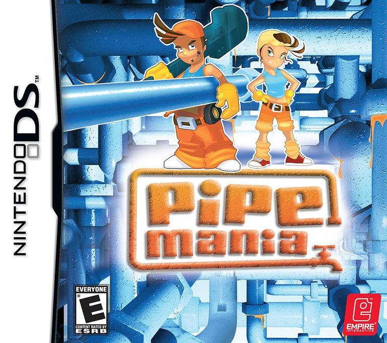 Pipe Mania DS coverHQ (CPME)