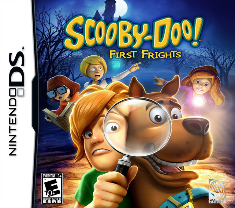 Scooby-Doo! - First Frights DS coverHQ (CQVE)
