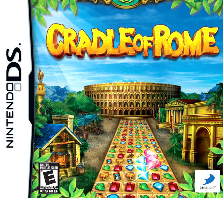 Cradle of Rome DS coverHQ (CRAE)