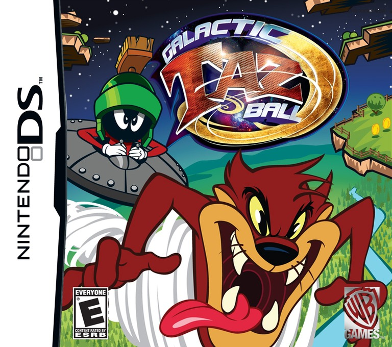 Galactic Taz Ball DS coverHQ (CTAE)