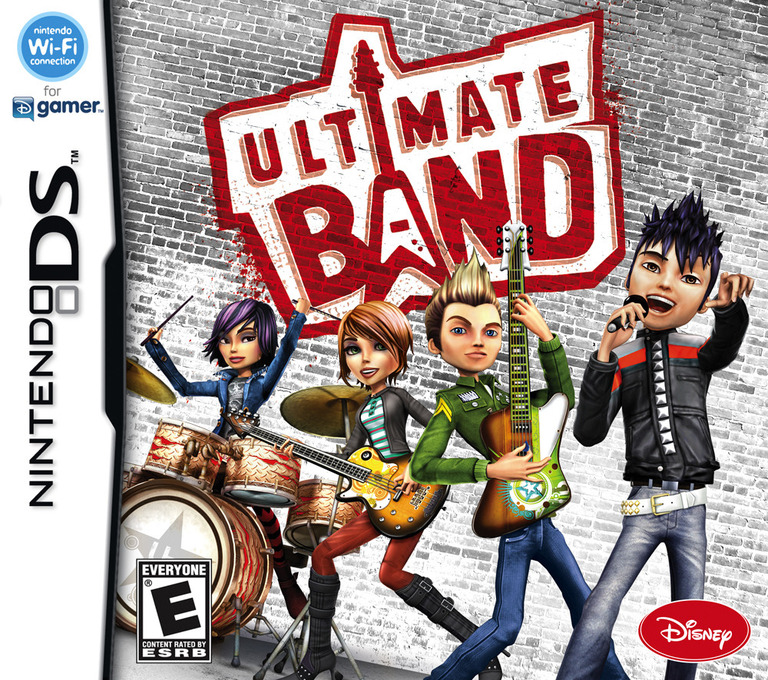 Ultimate Band DS coverHQ (CUBE)