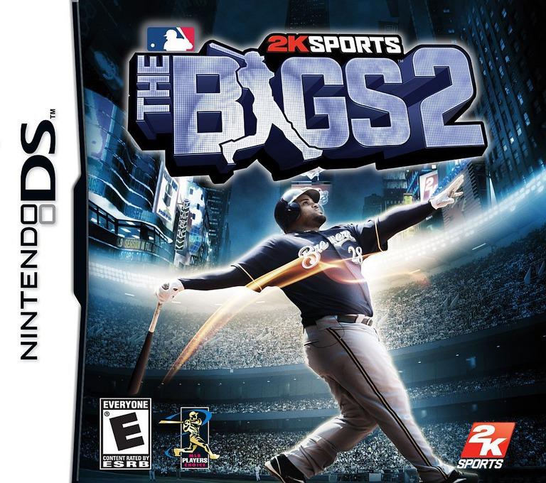 The Bigs 2 DS coverHQ (CV4E)