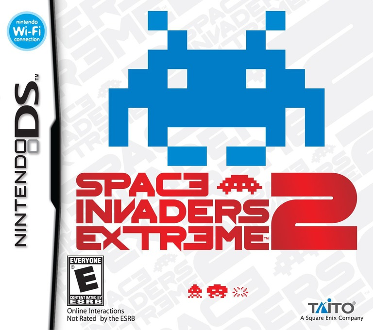 Space Invaders Extreme 2 DS coverHQ (CV8E)