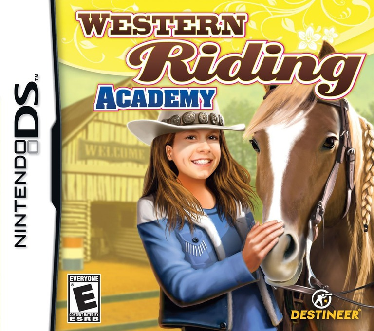 Western Riding Academy DS coverHQ (CWPE)