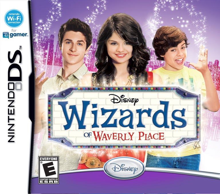 Wizards of Waverly Place DS coverHQ (CY7E)